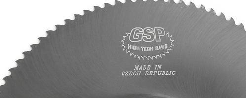 Výroba pilových kotoučů špičkové kvality
